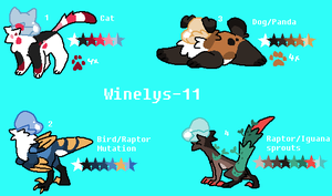 Glass head Adopts (Flatsale,CLOSED) by Winelys-11Adopts