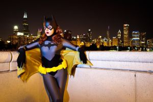 YJ: The Batgirl by MangoSirene