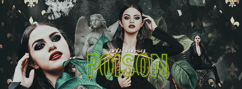 That Girl is Poison by elnrdlc