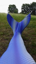 My First Mermaid Tail 3 by Tukanovs