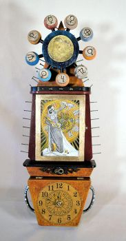 Zodiac Clock by BGDodson