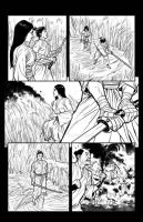 PAGE 11 GRIMM_FAIRY_TALES art by Elmer Cantada by EVC