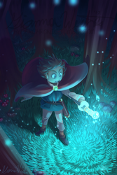 Oliver From Ni No Kuni by HyperChronic