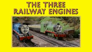 The Three Railway Engines by JeffreyKitsch