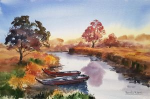 Serenity by bkiani