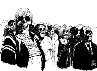 Zombies by BenBASSO