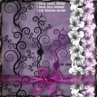 Scrapbook Embellishment by polarfuchstreasures