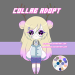 COLLAB ADOPT AUCTION - open by EliKitsune