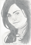 Jenna Coleman by SarahCarswell