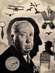 Alfred Hitchcock - The Master of Suspense by JTRIII