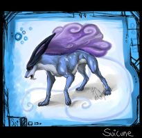 ..Suicune.. by guardianofire