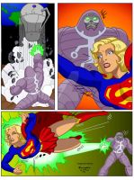 Supergirl14a by Rogelioroman by THE-Darcsyde