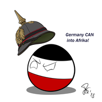 Establishment of the German East Africa by TimeshiftParadox