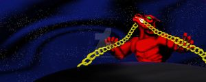 RedDemon Chain Cover 2 by hmcowboy