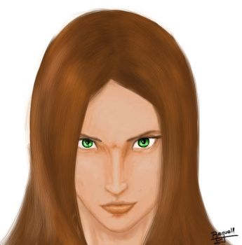 Painting with Corel. by Raguel187
