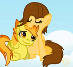 Spitfire and me. by RainbowShadowMLP