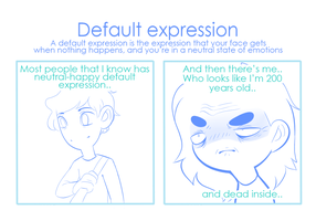 Default expression by SmokyJack