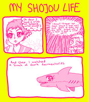 My Shojou Life Part One by kicksatanout