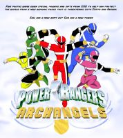 Power Rangers Archangels by transcom
