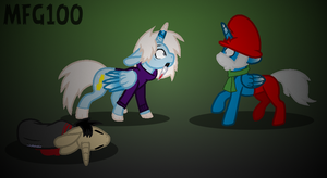 I made a mistake (Speedpaint) by mixelfangirl100