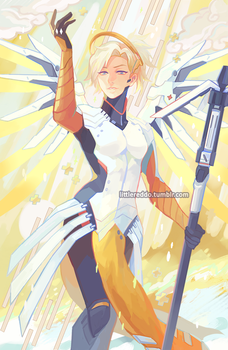 Mercy by reddii