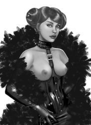Latex and Feathers by Little-Ginkgo
