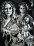 Star Wars by JAF-Artwork