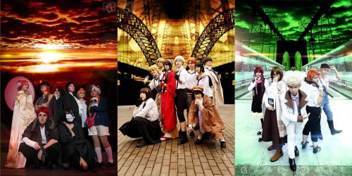 Port Mafia / ADA / The Guild - Bungou Stray Dogs by Albitxito