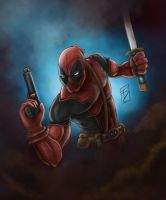Deadpool by Trance-Sephigoth