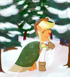 The Spirit of Hearth's Warming Past by Dyonys97