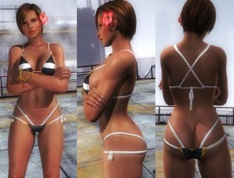 Lisa Modded Bikini by funnybunny666