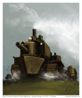 Steam Tank by prepsage