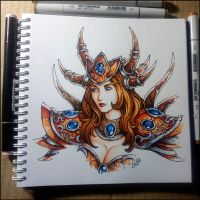 Sketchbook - Soridormi by Candra