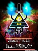 Reality Is An Illusion 2 by HuskyLeafStudios