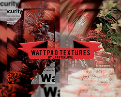 Wattpad Textures |Pack #2| by LarryInLove