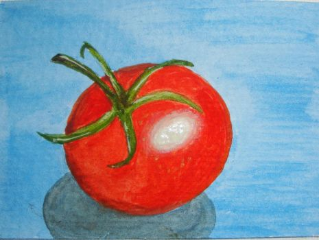 Tomato by Milliebead