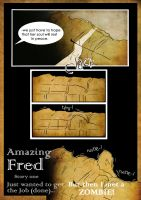Amazing Fred page 2 by MariChan27