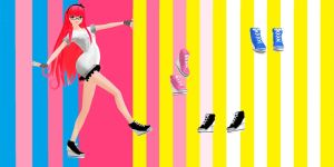 Heeled sneakers - DOWNLOAD by YamiSweet