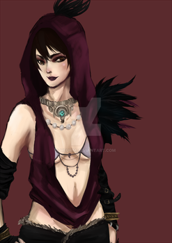Morrigan by Heurim
