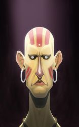Dhalsim by Entropician