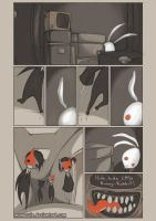 Bunny-Rabbit Page 1 by Monecule