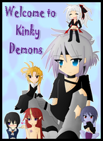 Kinky-Demons Cast 1 by Doominatrix