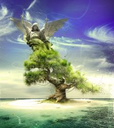 Tree of life by m4gik