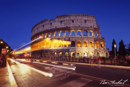 Colosseo II by IsacGoulart