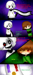 Chara's Party (2) French by KiddoDrawsOficial
