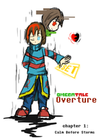 OmegaTale|Overture|Chapter 1:  Calm Before Storms by The-RL-Bonehead