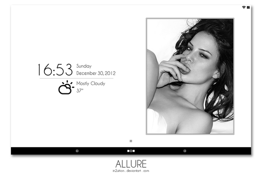 Allure (Tablet) by In2uition