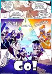 First Match! Splat Jam vs Vitamin INK - Page 10 by TamarinFrog