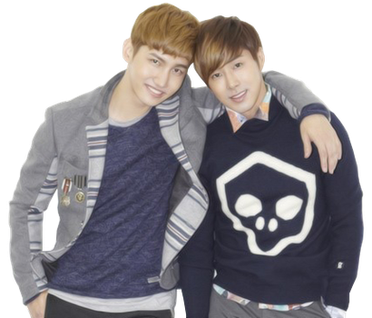 TVXQ Render 1 by DubiDubiKelin