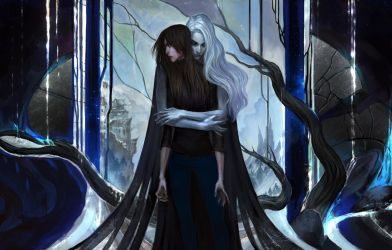 The song of snow lands by anndr